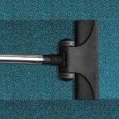 Пране на килими/мокети Русе, на адрес на клиента